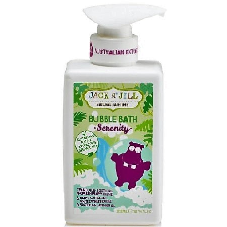 SERENITY BUBBLE BATH 300ml | JACK N' JILL