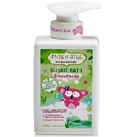 Jack N' Jill Sweetness Bubble Bath 300ml | JACK N' JILL