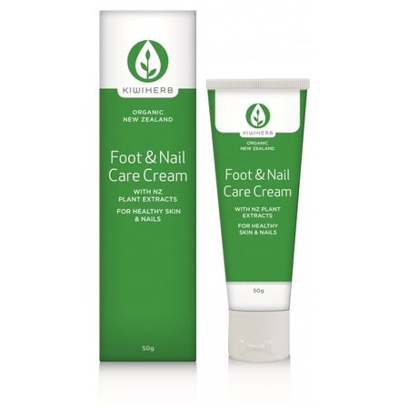 Kiwiherb Foot & Nail Care Cream 50g | KIWIHERB