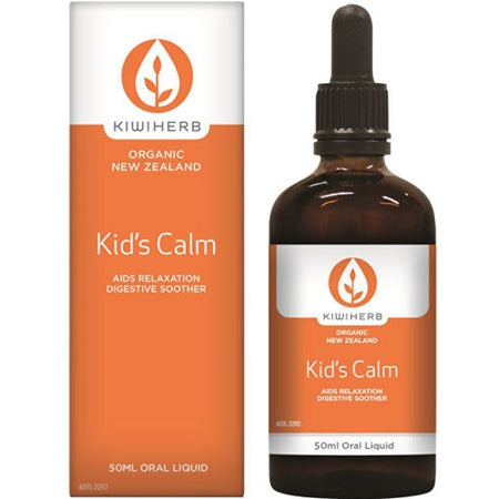 Kiwi Herb Kids Calm 50ml | KIWIHERB