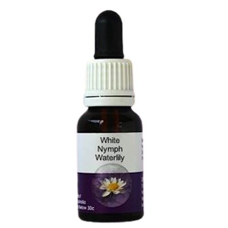 Living Essences White Nymph Waterlilly 15ml