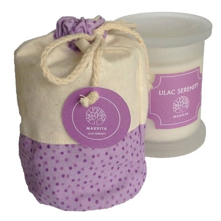 Maxvita Lilac Serenity Soy Candle
