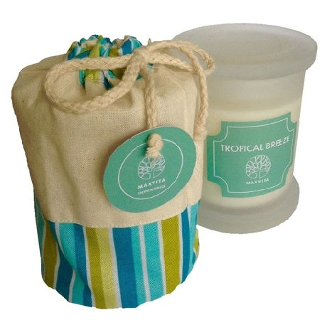 Maxvita Tropical Breeze Soy Candle