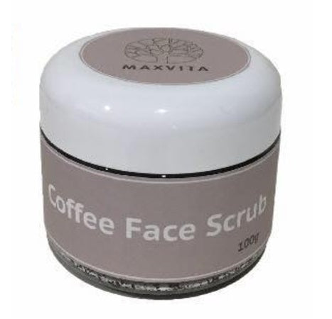 Maxvita Coffee Face Scrub 100g