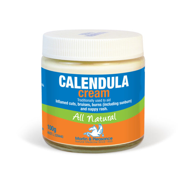 CALENDULA HERBAL CREAM 100g | M&P HERBAL CREAMS