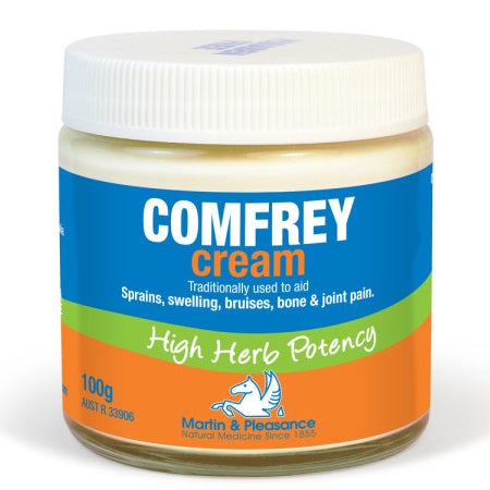 comfrey herbal cream 100g | M&P HERBAL CREAMS