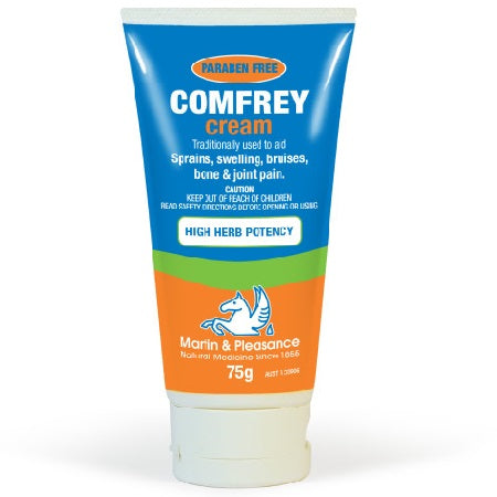 Martin and Pleasance Comfrey Herbal Cream 75g | M&P HERBAL CREAMS