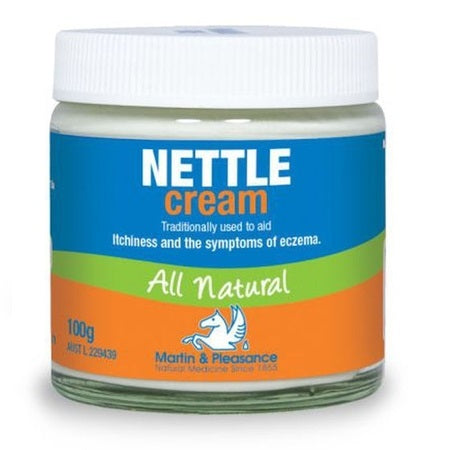 Martin and Pleasance Nettle Herbal Cream 100g | M&P HERBAL CREAMS