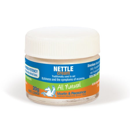 Martin and Pleasance Nettle Herbal Cream 20g | M&P HERBAL CREAMS