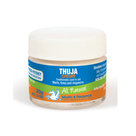 Martin and Pleasance Thuja Herbal Cream 20g | M&P HERBAL CREAMS