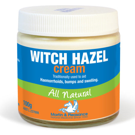 witch hazel cream 100g | M&P HERBAL CREAMS