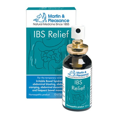 ibs relief spray 25ml | M&P HOMEOPATHIC COMPLEX
