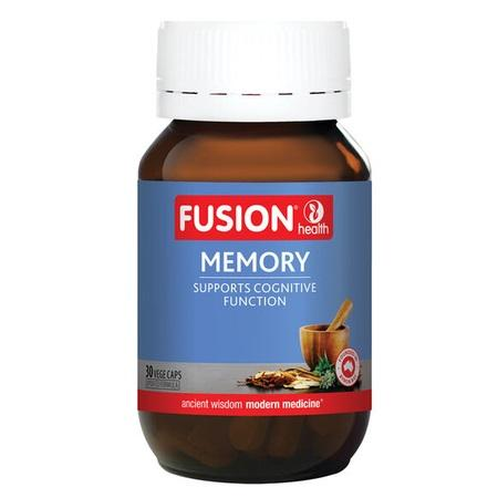 Fusion Health Memory 60Tabs