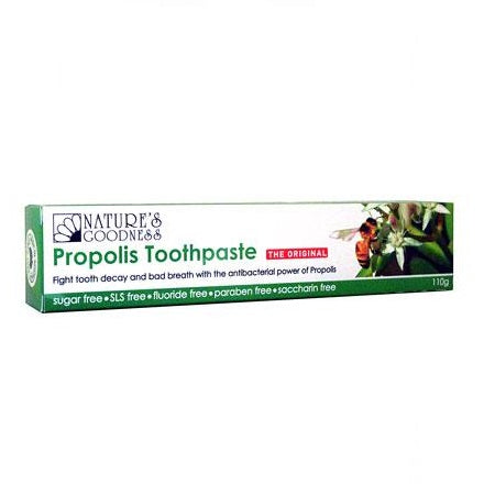 Nature's Goodness Propolis Toothpaste 110g | NATURES GOODNESS