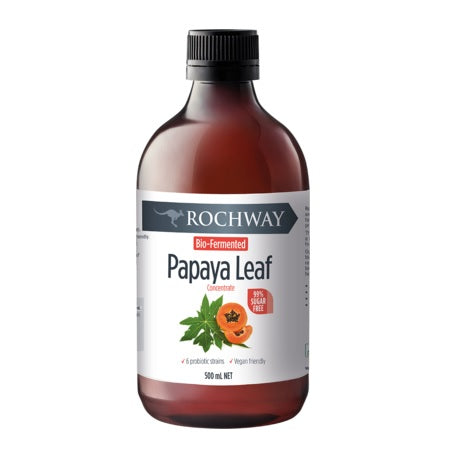 Rochway Bio Fermented Papaya Leaf Concentrate 500ml