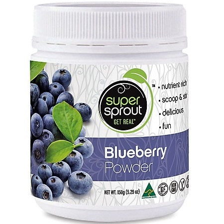 BLUEBERRY POWDER 150g | SUPER SPROUT