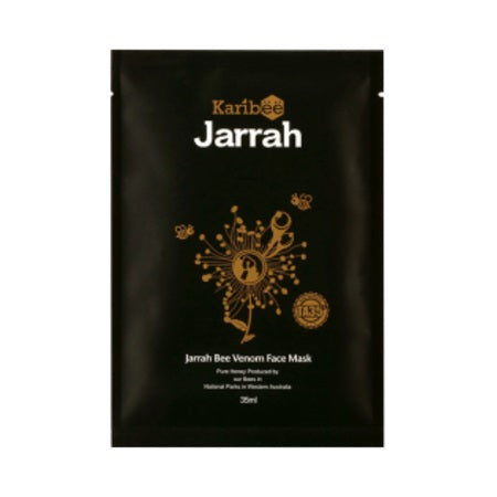 Karibee Jarrah Bee Venom Face Mask 35Ml X10Sch