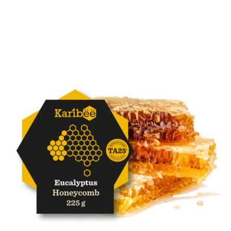 Karibee Honey Comb Ta 25+ 200gm
