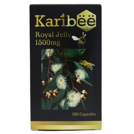 Karibee Royal Jelly 1500Mg 100 Caps