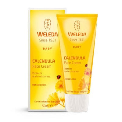 calendula face cream 50ml | WELEDA