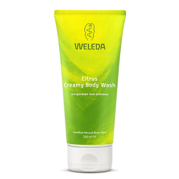 Weleda Citrus Creamy Body Wash 200ml | WELEDA