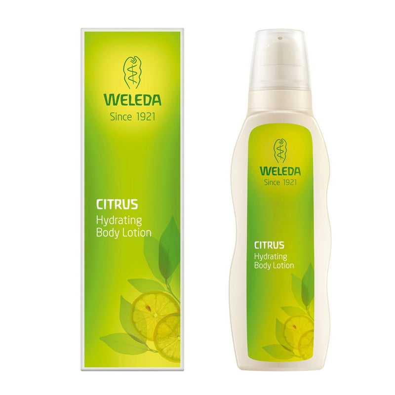 Weleda Citrus Hydrating Body Lotion 200ml | WELEDA