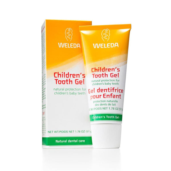 Weleda Childrens Tooth Gel 50ml | WELEDA