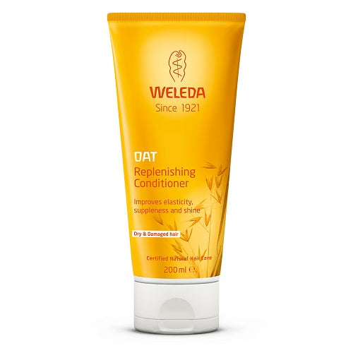 oat replenishing conditioner 200ml | WELEDA