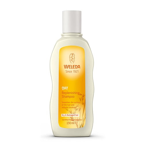 OAT REPLENISHING SHAMPOO 190ml | WELEDA