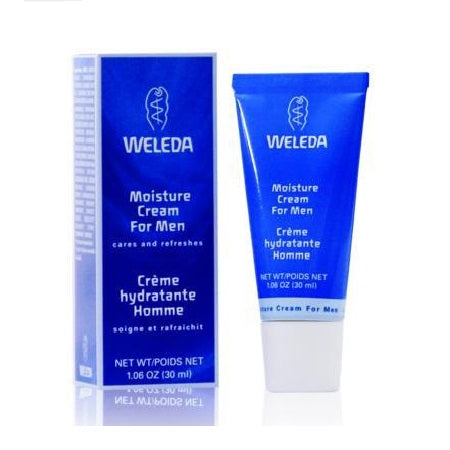 Weleda Moisture Cream For Men 30ml | WELEDA