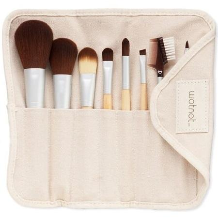 Wotnot Vegan Makeup Brush Set | WOTNOT