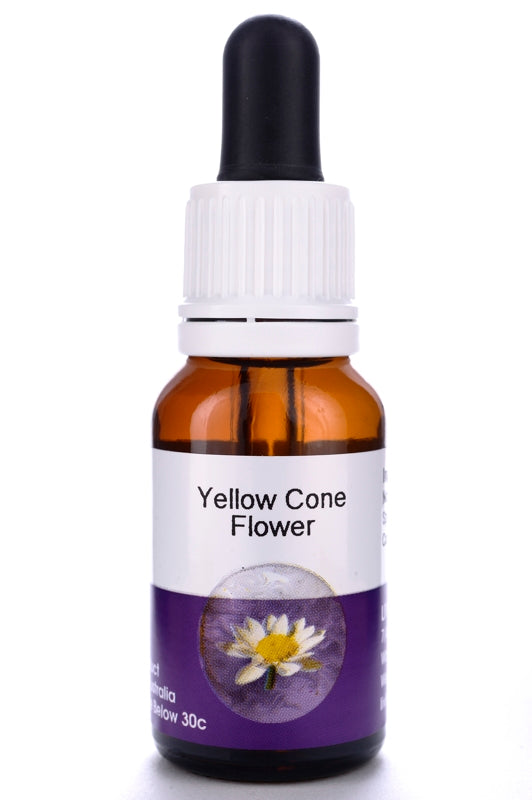 Living Essences Yellow Cone 15ml