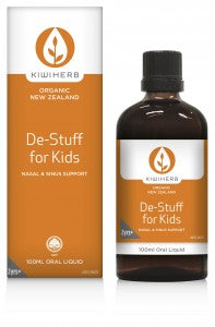 Kiwiherb De Stuff For Kids 50ml