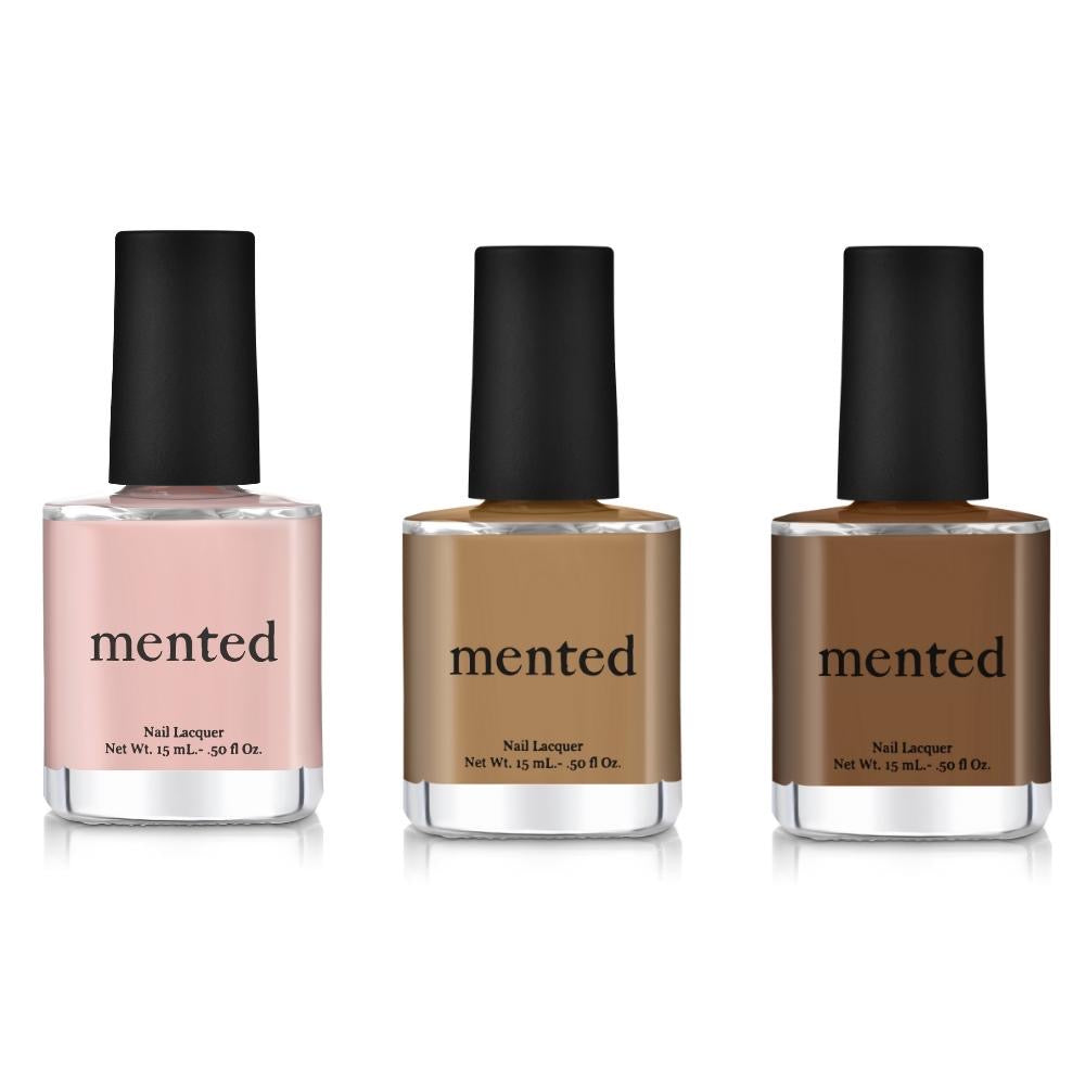 NUDE NAIL COLECTION
