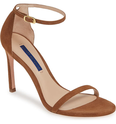 NUDISTSONG ANKLE STRAP SANDAL