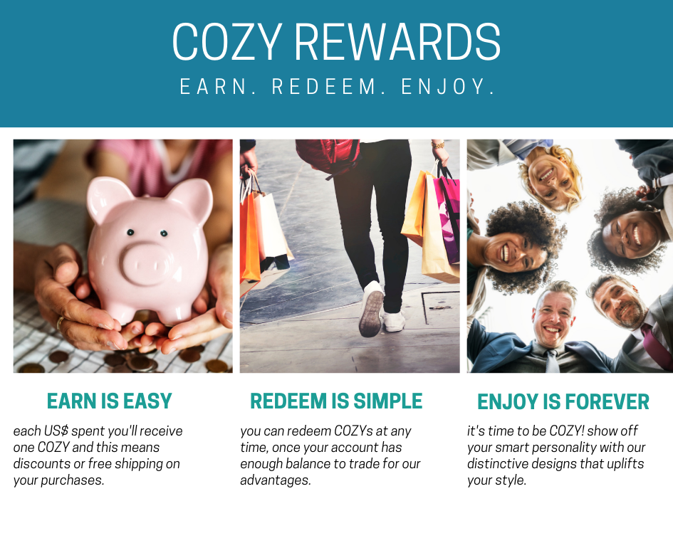 Cozy detailz Loyalty Rewards