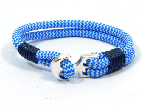 anchor bracelet, paracord bracelet, nautical bracelet