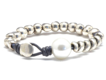 freshwater pearl bracelet for woman