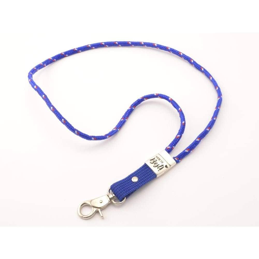nautical paracord lanyard