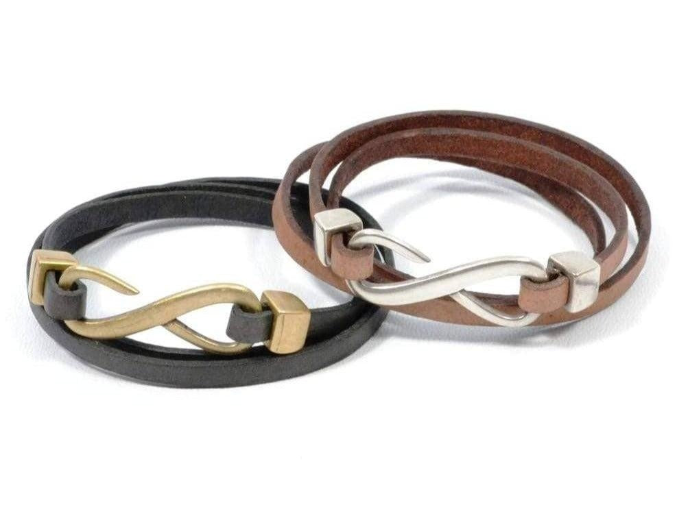 couples--triple-wrap-infinity-leather-bracelet-fromportugal.myshopify.com