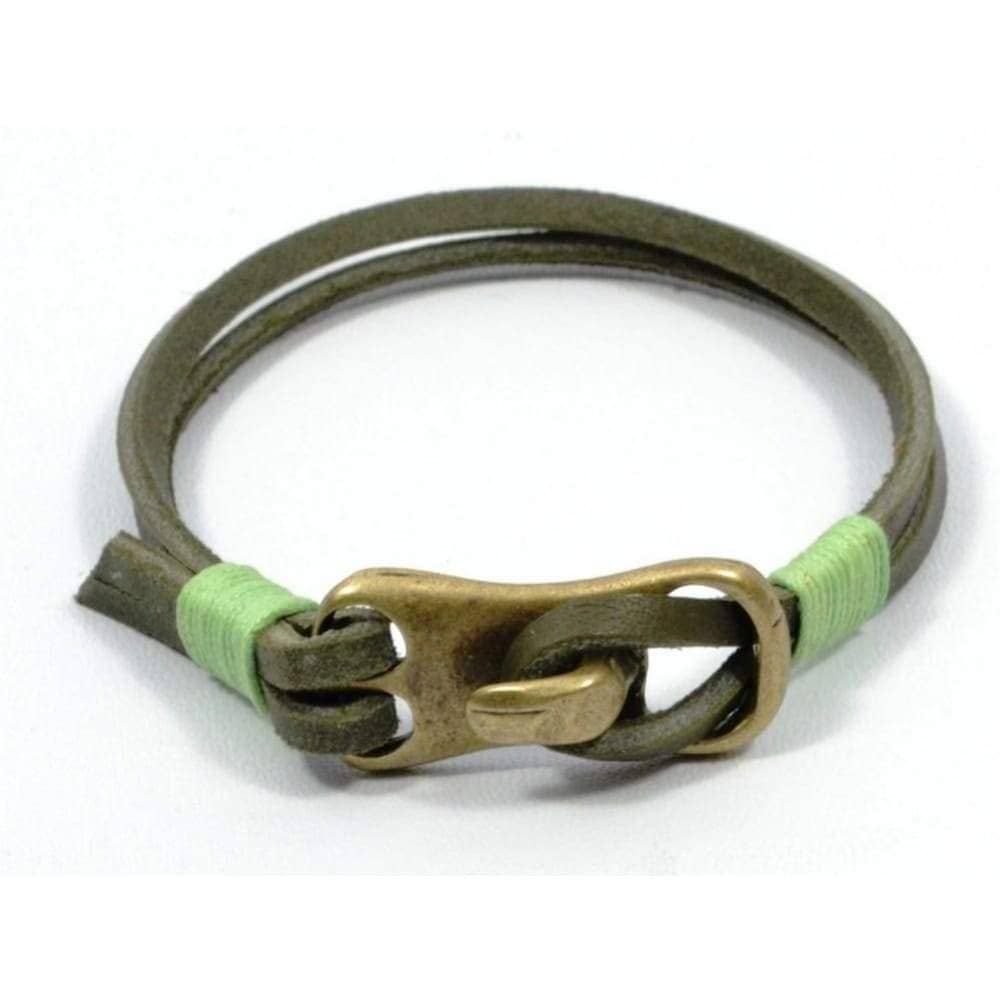 couples-leather-bracelet-with-hook-clasp-fromportugal.myshopify.com