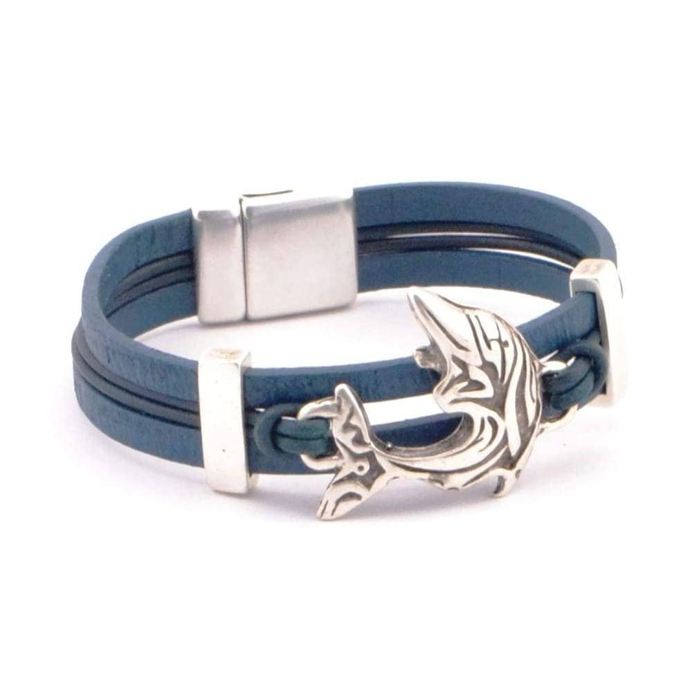 dolphin-leather-bracelet-fromportugal.myshopify.com