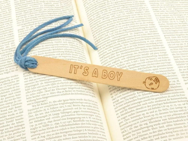 personalized bookmark, book lover gift, custom engraved wood bookmark