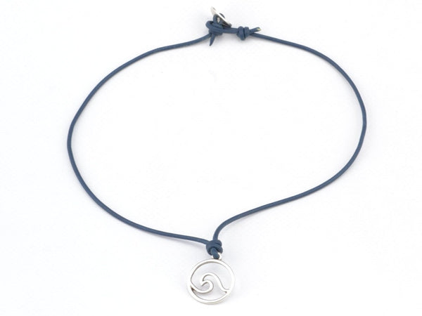 wave surfer necklace