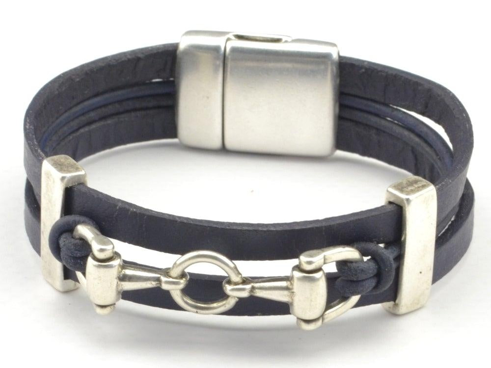 Pau Pau Leather Bracelet