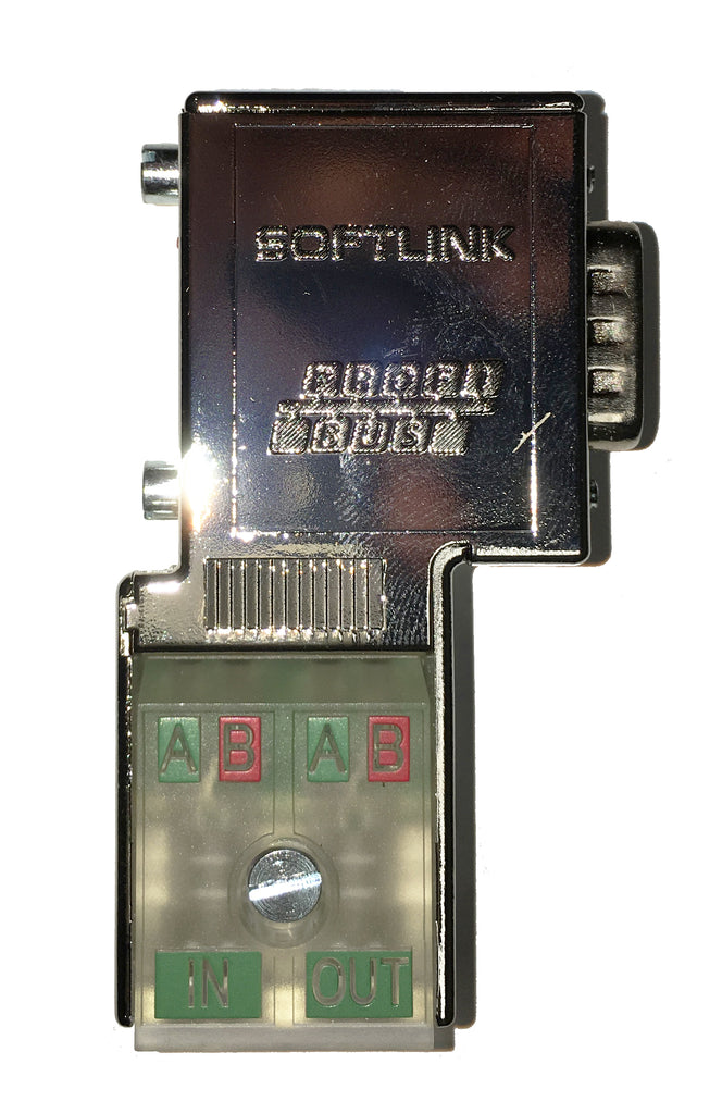 Profibus DP connector  300 972-BA2000