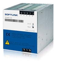 DIN rail DC24V 20A power supply