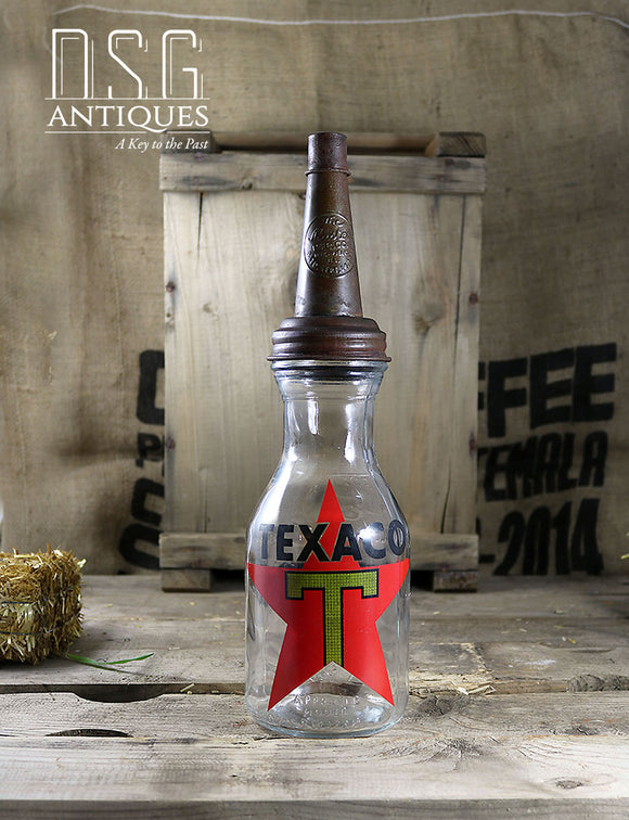 Find amazing deals on some of the nicest collectible Oil bottles, apothecary bottles, 100-year-old whiskey bottles, gas station bottles around.