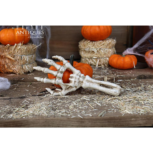 Cast Iron Skeleton Hand Bottle Opener-Skeleton Opener