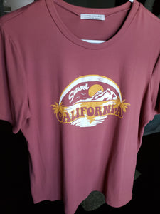 California -  Women's Luxury-Soft Tee